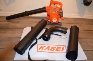 Kasei løvblåser/suger 4takt kampanje