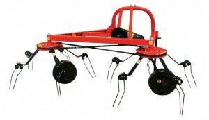 Rotorvender Z1350 Høyvender
