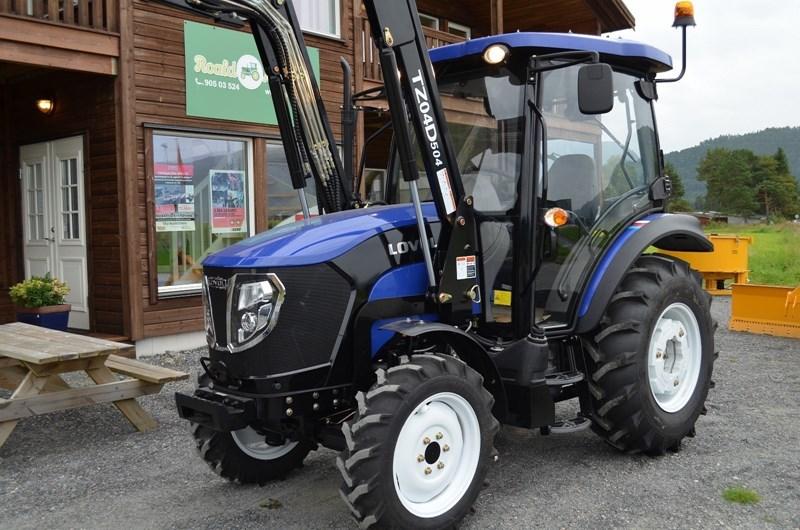 3Gen. Lovol Traktorer