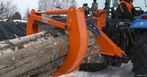 Tømmergrip TG-1,9W og TG-1,9T