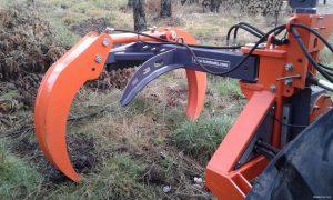 Tømmergrip TG-1,9MW og TG-1,9T