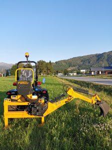 Femac 3.15 Serie 3 Traktorgraver