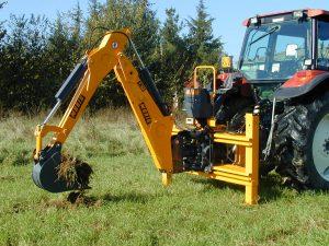 Femac 7.32-TI,Serie 7 Traktorgraver