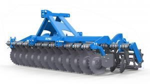 Skålharv U741 3m mekanisk